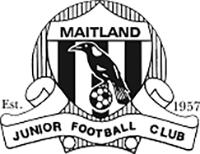 Maitland Junior Football Club Logo